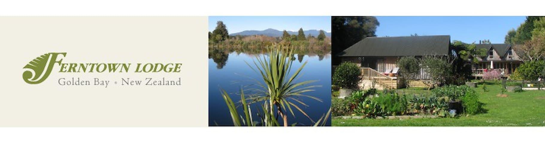 Ferntown Lodge - Collingwood - Natuur/eco-lodge