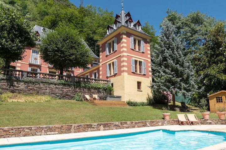 Villa Frascati - Maison de Maitre à Luchon