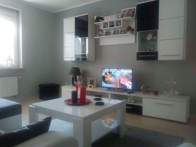 Apartament na Szerokiej (80km od Warszawy)