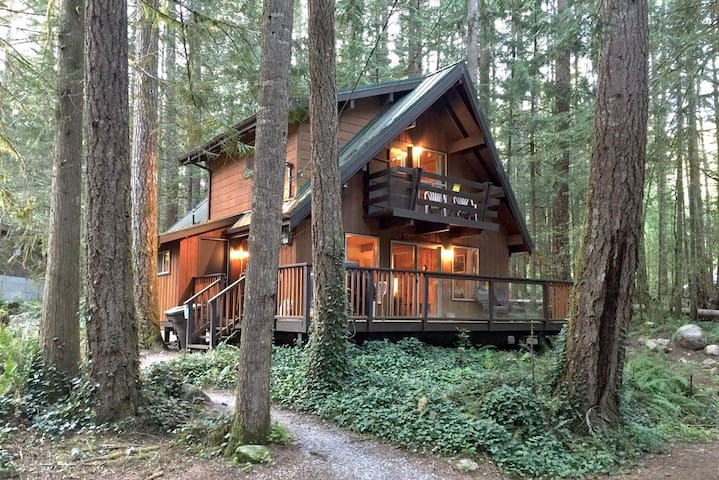 Glacier Holiday Cabin or bungalow BL (Phone number hidden by Airbnb)