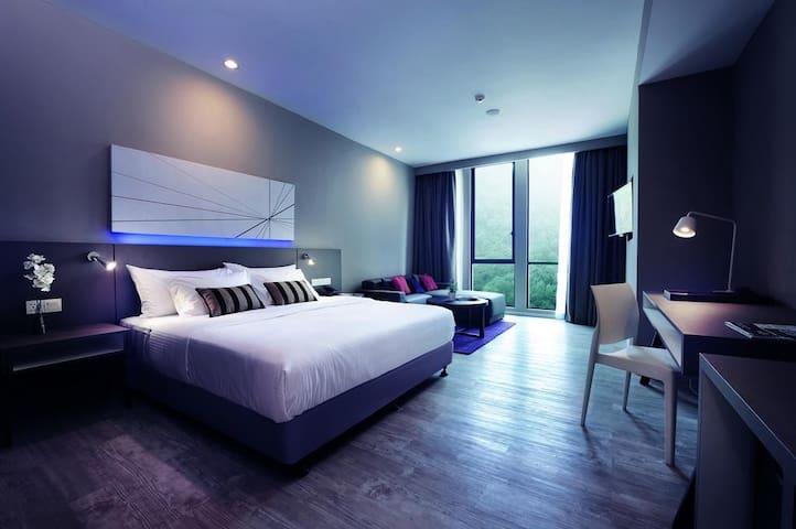 Deluxe Premium King Suite Damansara Perdana #1 - Petaling Jaya - Boutique-Hotel