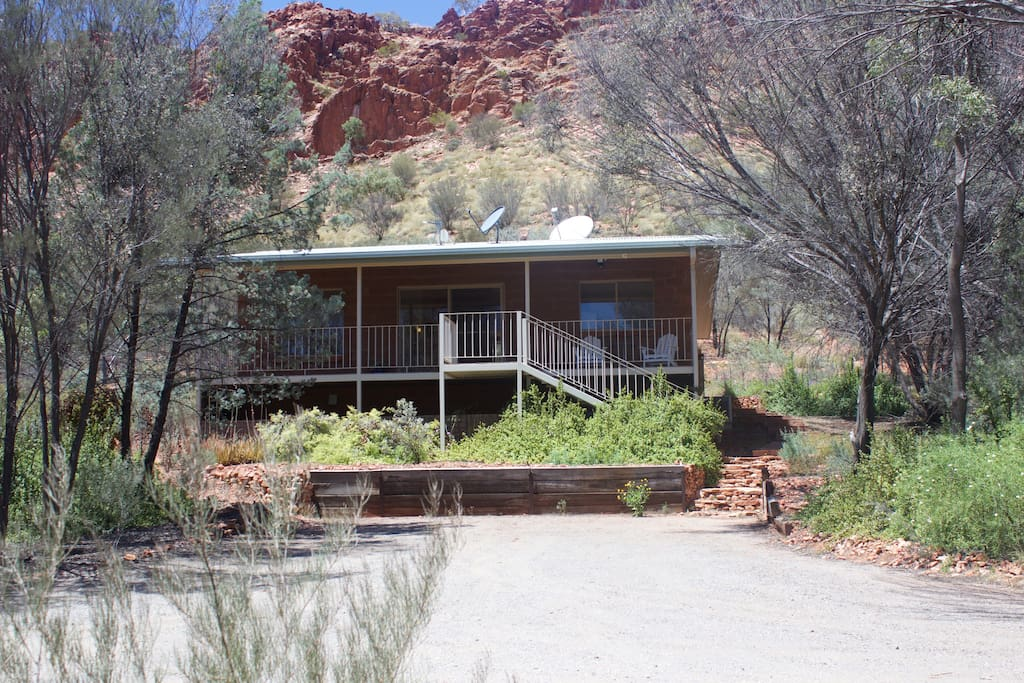 The Cottage Alice Springs NT