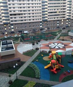 Современные апартаменты в центре города - Krasnodar
