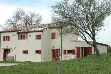 Casa Lella, a 5 minuti dalla Baia di Portonovo - Portonovo - 独立屋