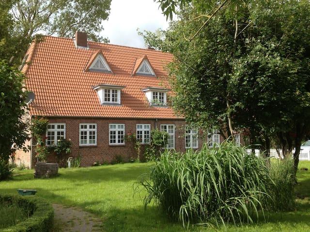 Ferienwohnung in Nordfriesland - Emmelsbüll-Horsbüll - Wohnung
