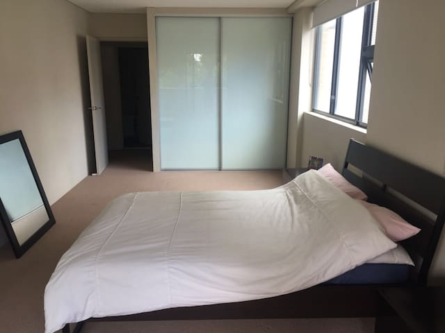Private Double Room in a Spacious Apartment