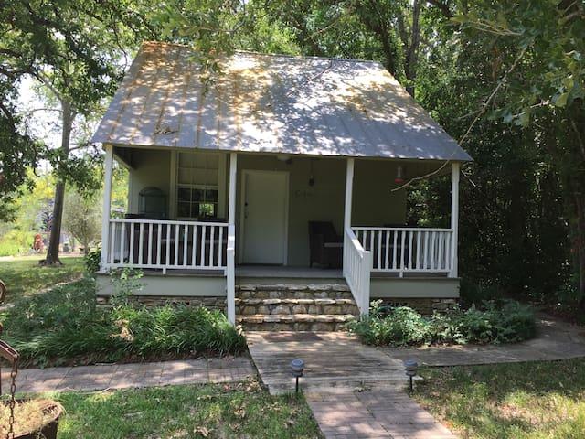 Tripple Creek Ranch Cottage.