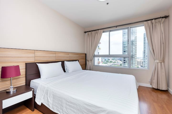 Cozy and spacious 1 BR, 10mins to BTS phromphong