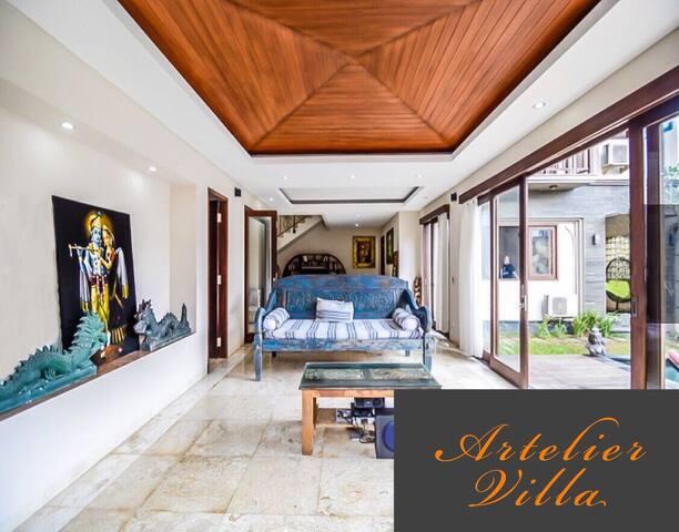 Artelier Villa - Huge Private Pool Villa Bukit