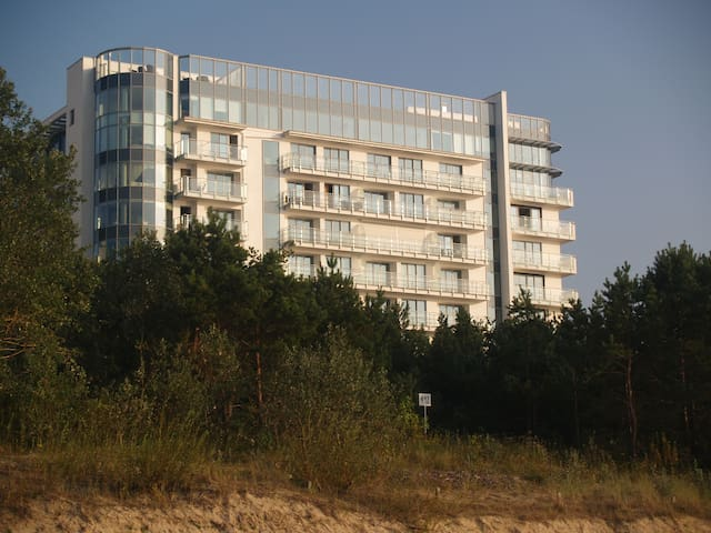 Wechta 410 - Luxury apartment with sea view - Międzyzdroje - Flat