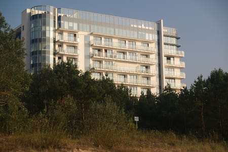 Wechta 410 - Luxury apartment with sea view - Międzyzdroje - Daire
