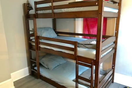 ☆ Modern Coed Dorm 1F - Near Fishtown via Train!!