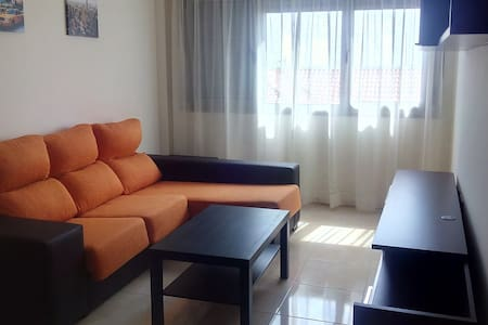 PISO MODERNO Y CENTRICO EN PUERTO DEL ROSARIO - Puerto del Rosario - Apartamento