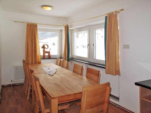 127 m² apartment Altes Zollhaus for 9 persons