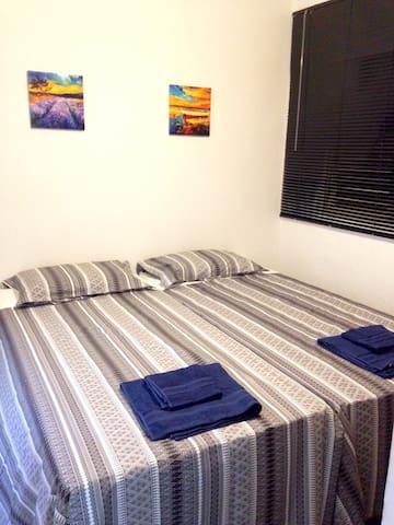 Apartamento prático e confortável.