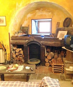 Lovely medieval house in the south of Italy - Savoia di Lucania - Casa