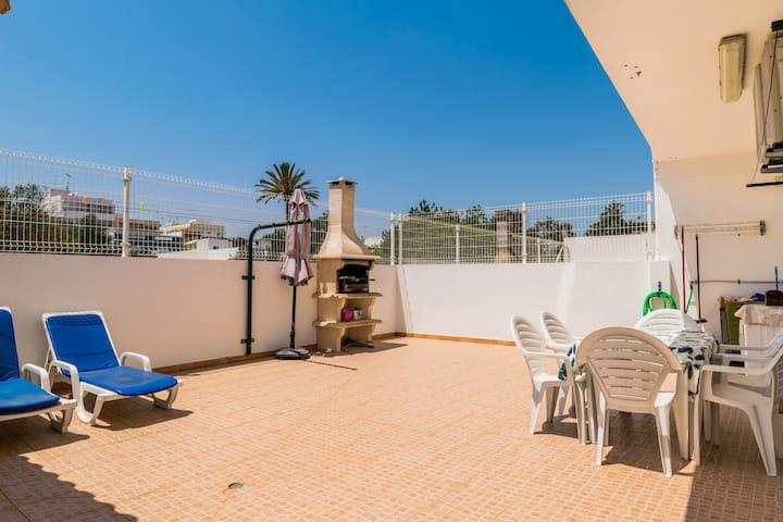Calla Apartment, Fuseta, Algarve !New!