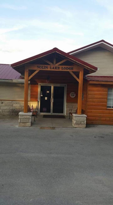Nolin Lake Lodge at Wax Recreation Area