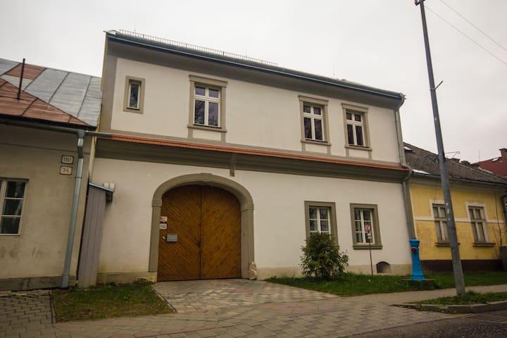 Historical Chamber. RARE! - Ružomberok - บ้าน