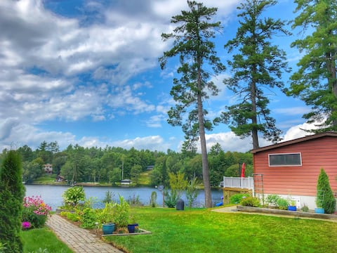 North Country Lake House - Bear (no cleaning fee)
