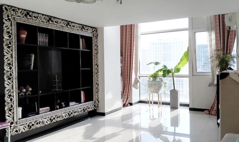 栖霞  八宝山地铁边复式两居整租公寓 - Beijing