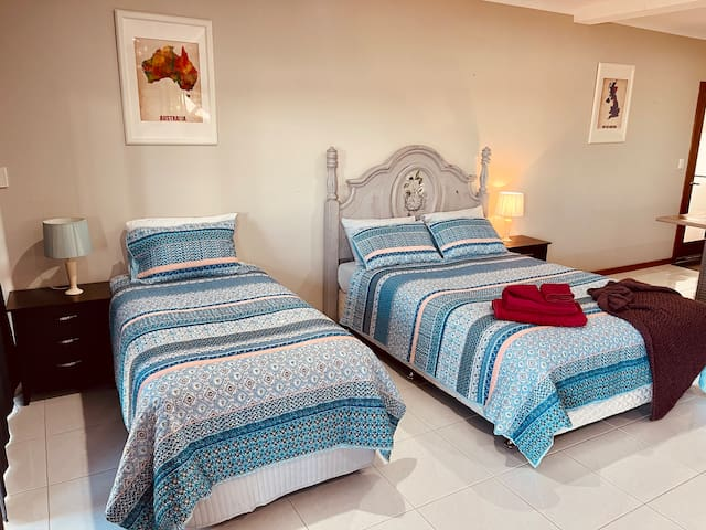 Sweet dreams are made of comfy bed Queen and single beds