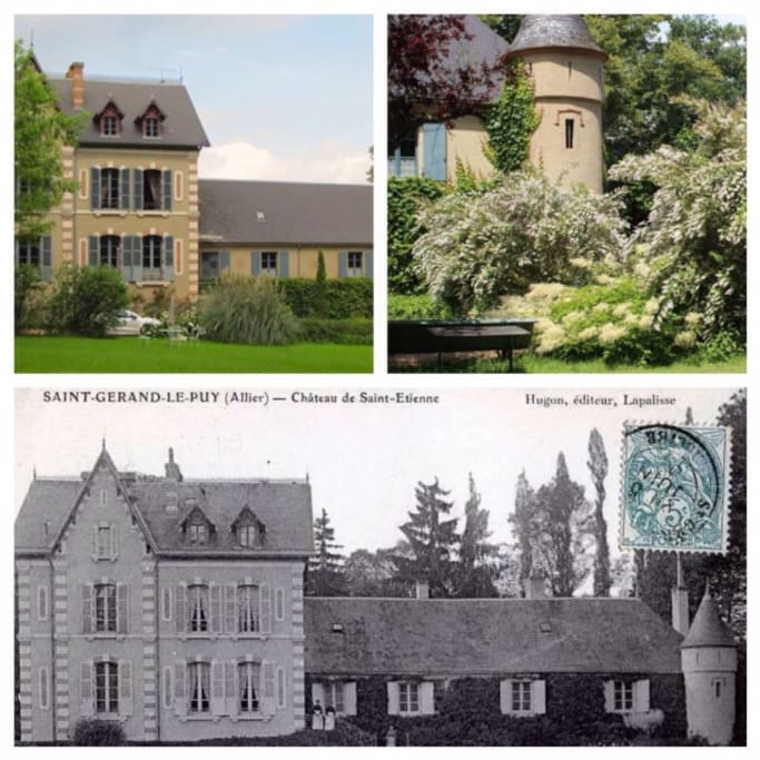 Chateau St Etienne
