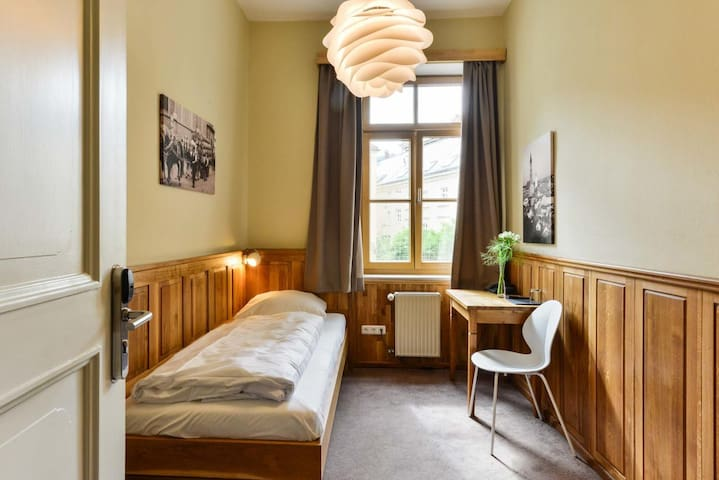 Hotel Am Markt Munchen, Single Room