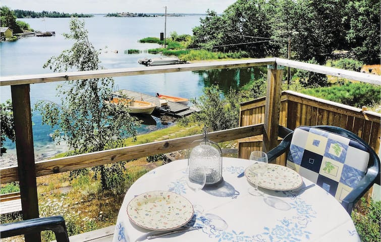 Holiday cottage with 1 room on 35 m² in Oskarshamn
