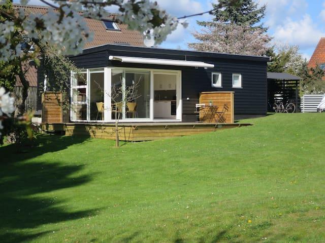 Hyggeligt nyt anneks nær Grib skov - Hillerød - Casa
