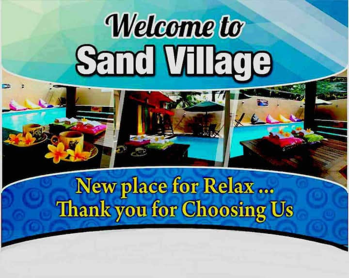 SAND VILLA with Private Pool Batam Indonesia