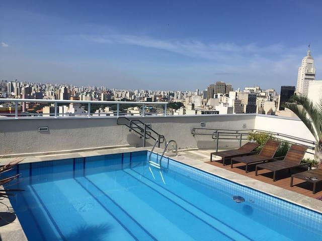Studio Sky 31 Centro - São Paulo