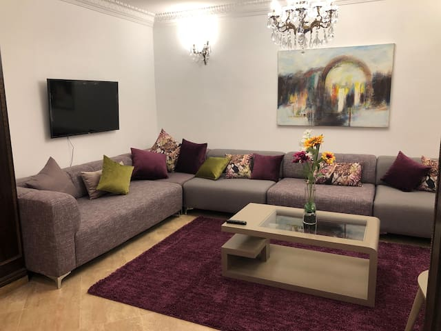 Luxury Appartement in the beating heart of Casablanca !