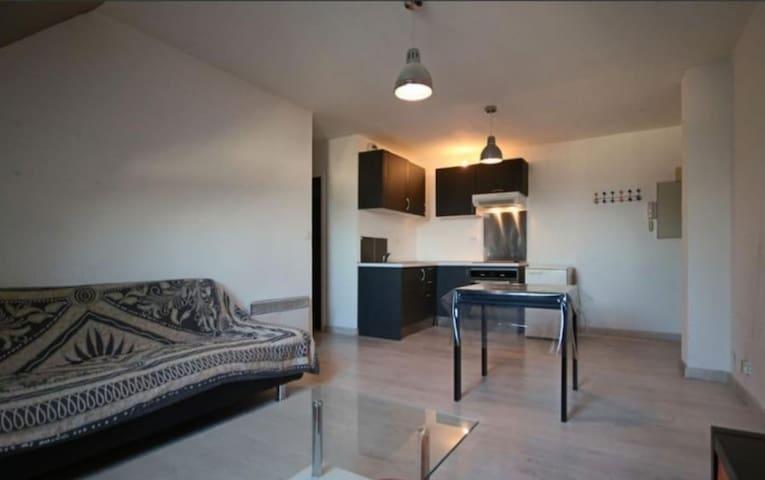 Appartement T2 Oloron Ste Marie