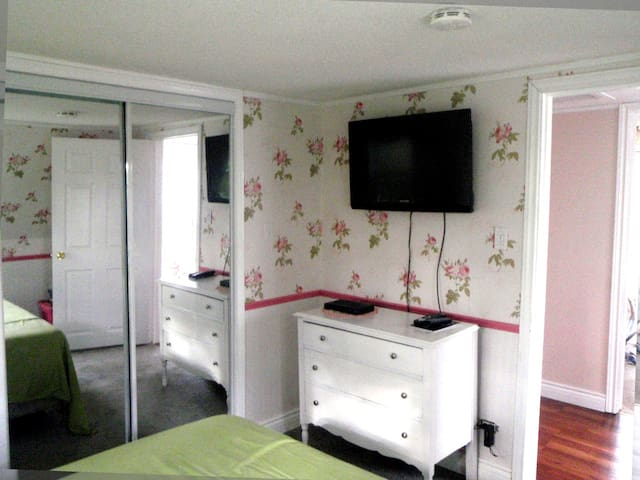 Rose room (Satellite TV & Wifi)
