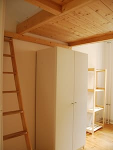 Comfy and well-lighted double room - Berlin - Apartament