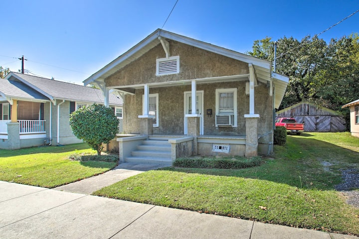 NEW! Hot Springs Haven - 1 Mile to Central Avenue!