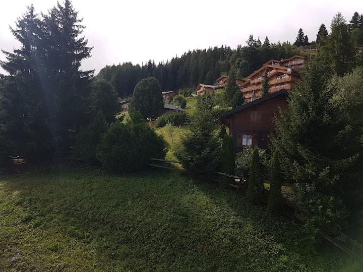 La Tzoumaz (Bellevue) / 4 Vallées-Verbier