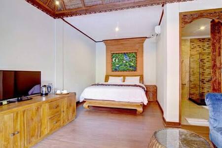Cozy room beautiful decor