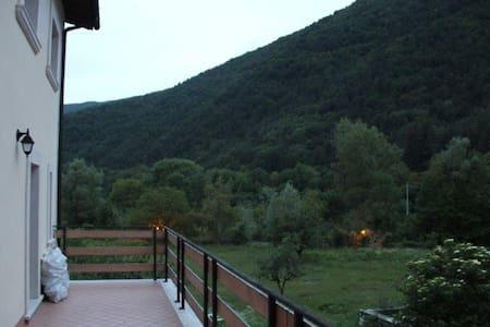 Villa immersa nel Parco d'Abruzzo - Villetta Barrea