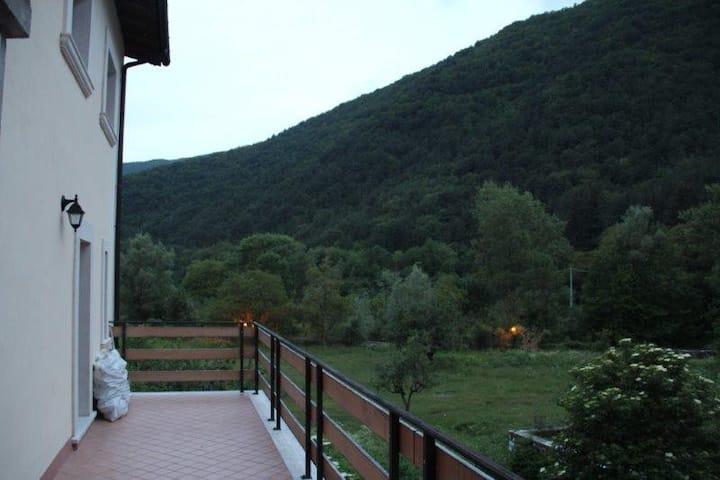 Villa immersa nel Parco d'Abruzzo