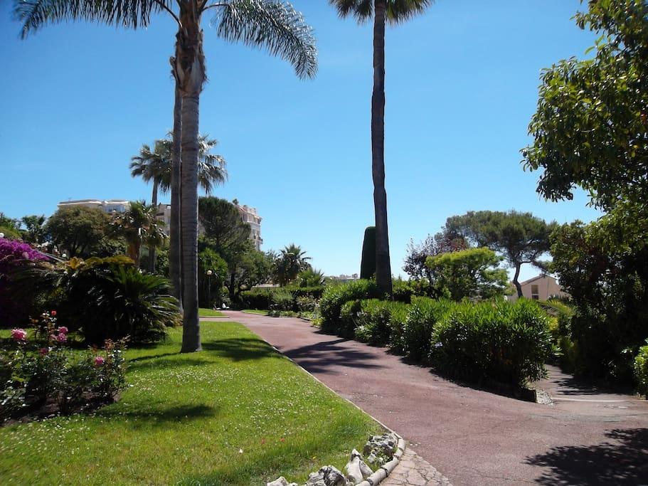 Garden Parc Continental