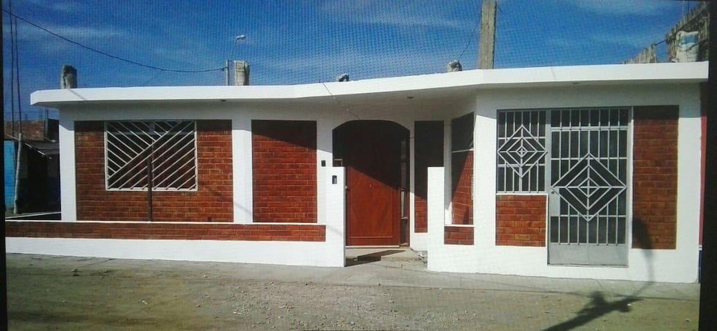 Buena casa y nueva