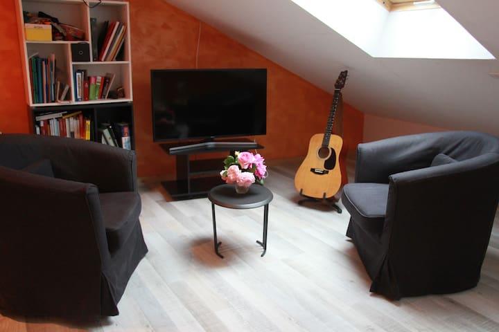 chambre salon