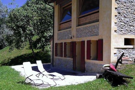 Casa sulle colline del ProseccoDOCG.Food and Bike! - Combai - Talo