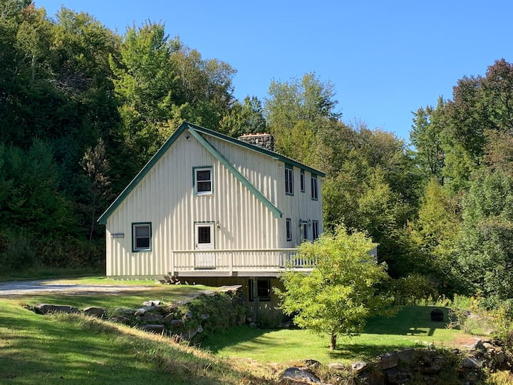 4 Bedroom on 90 Acres in the mountains of Vermont!