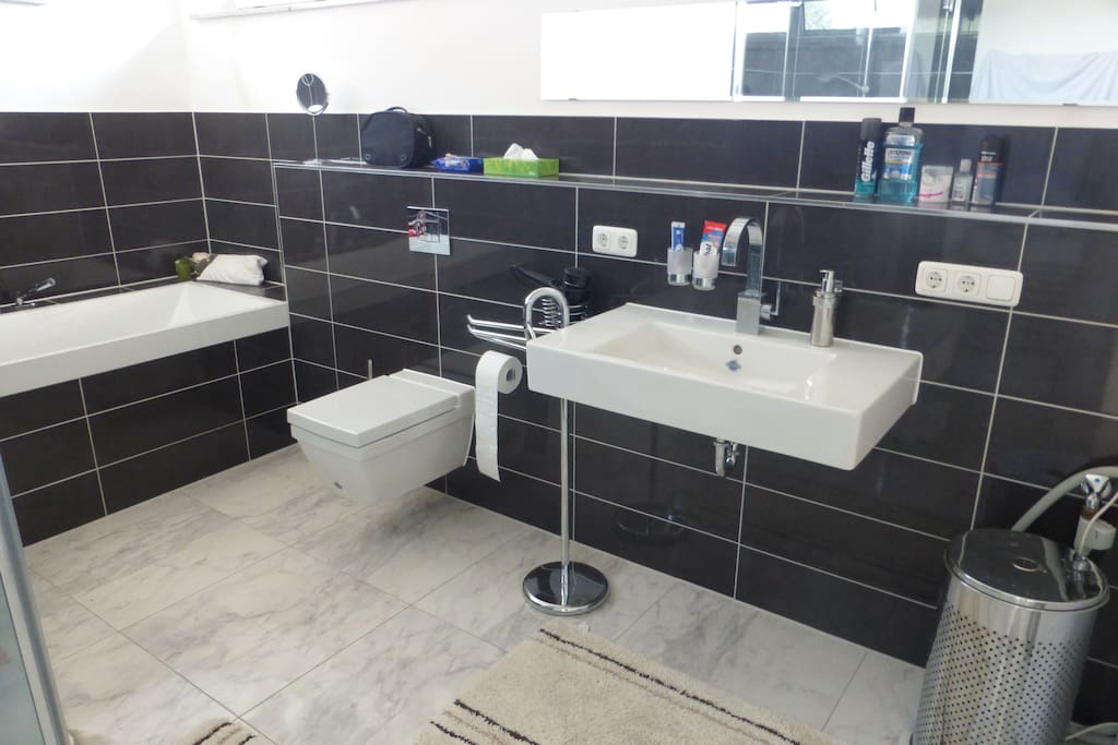 Bad ausschließlich für Gäste/Bath provided only for our guests