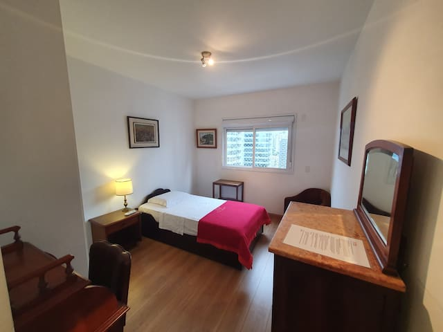 Private Suite in Great Brooklin Berrini Apartment