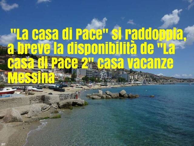 LA CASA DI PACE 2 - Messina - Holiday home