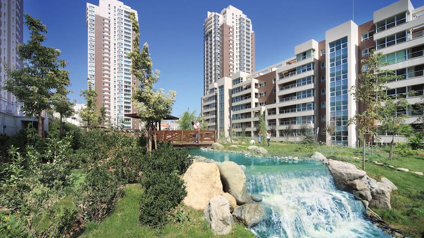PARK ORAN LUXURY HOME - Çankaya - Apartment
